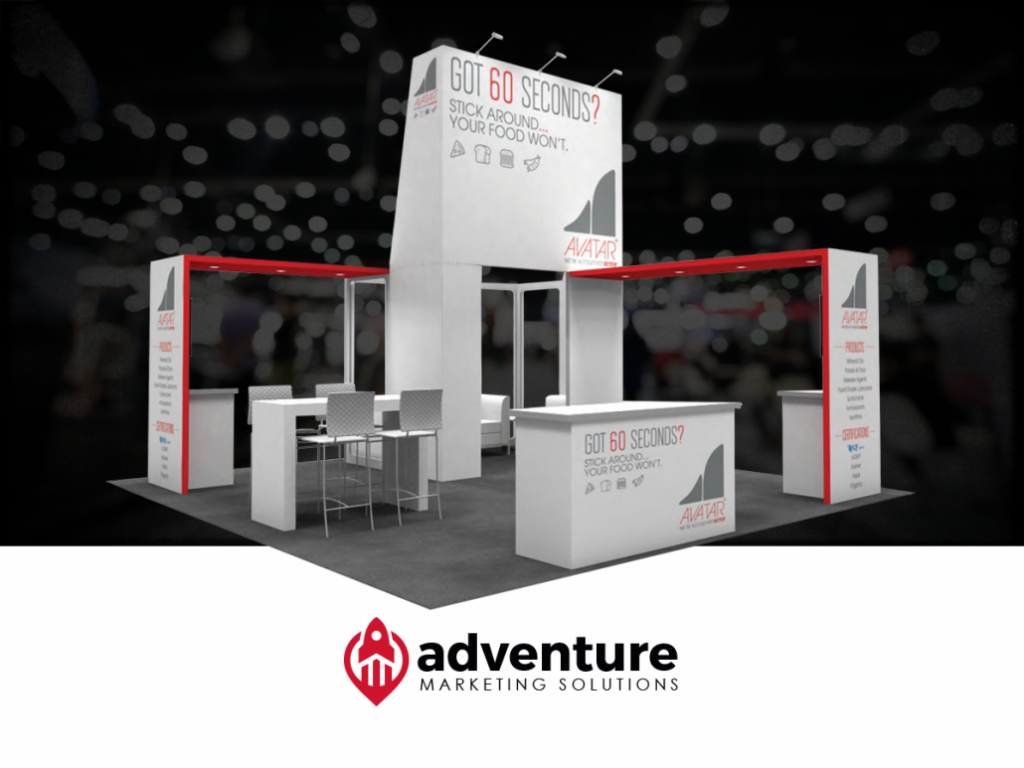 Avatar Tradeshow Booth 2