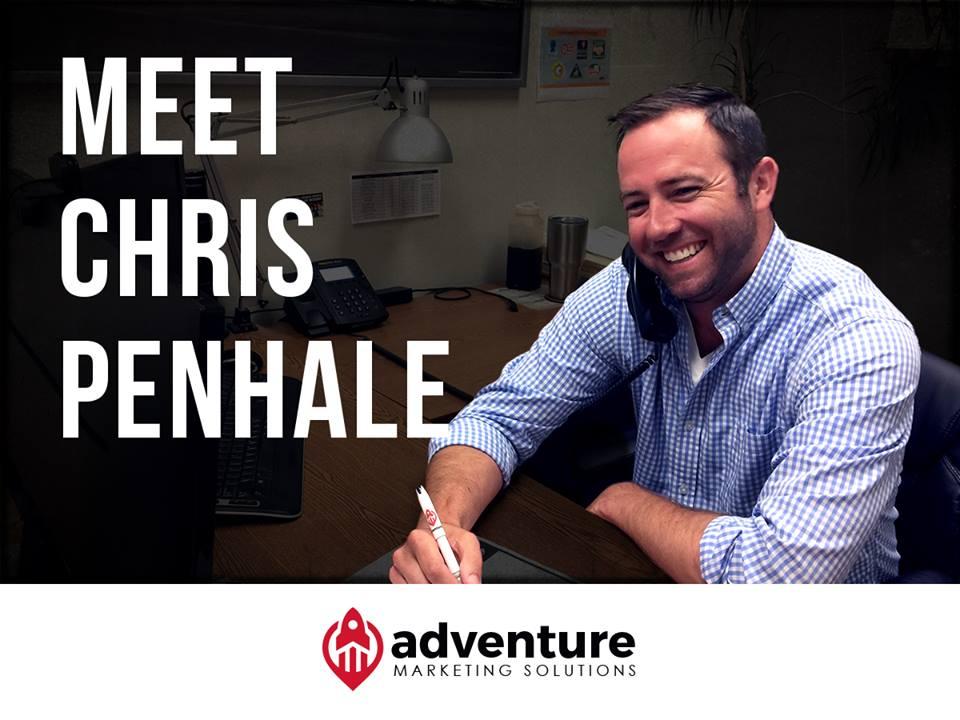 Meet Employee Chris Penhale