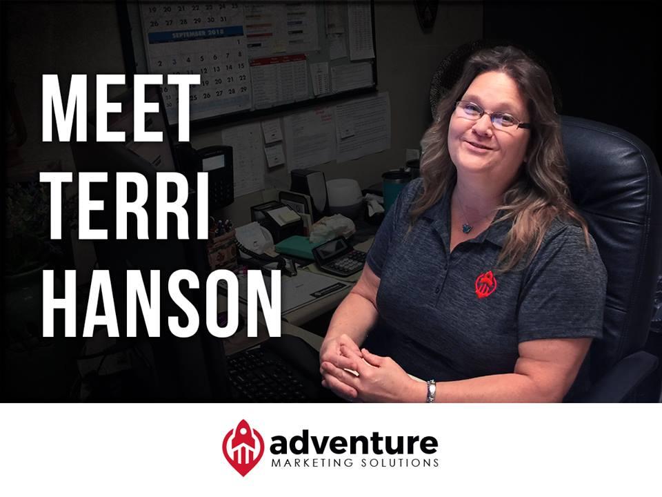 Meet Employee Terri Hanson