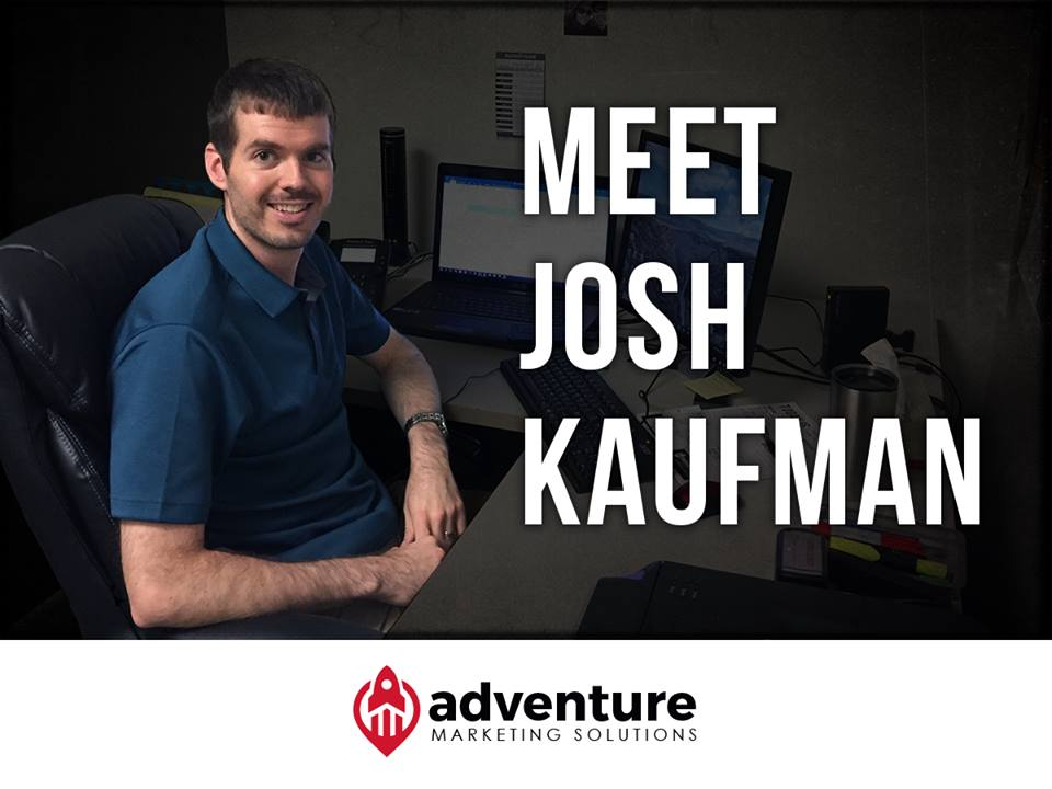 Meet Josh Kaufman