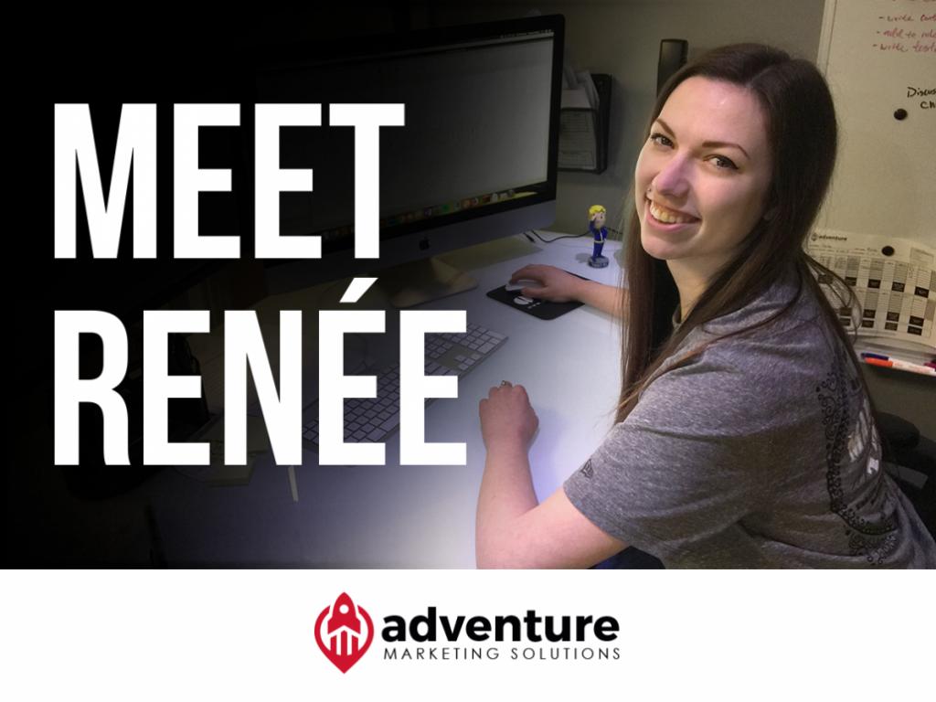 Meet Renee Harlan