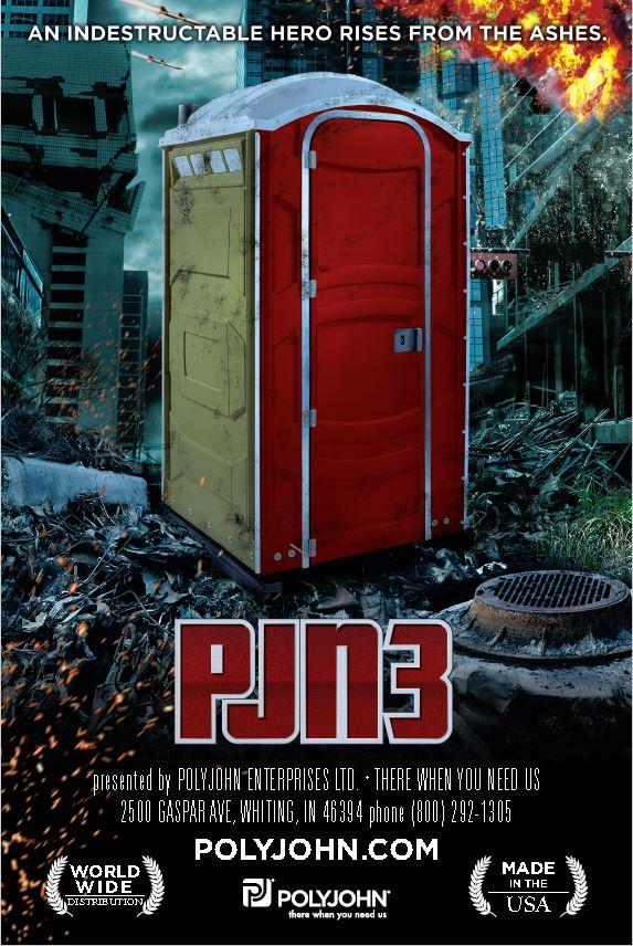 PJ Ironman Poster