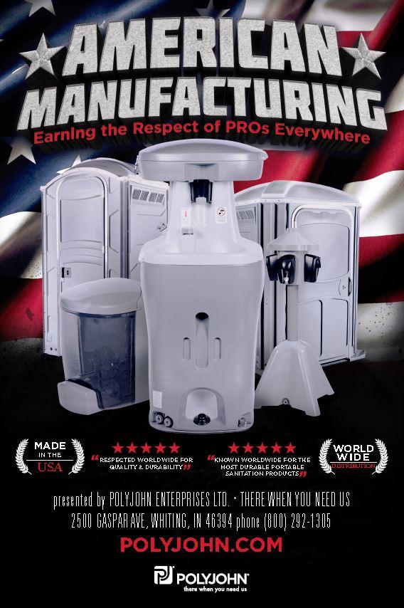 PJ Manufacturing Poster