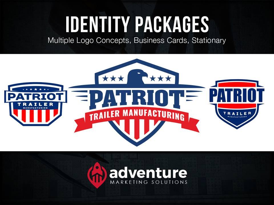 Project Recap Patriot Trailer Logo