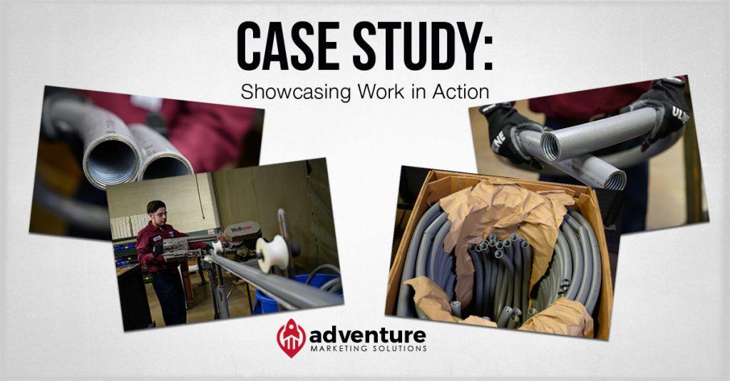 Case Study Electri-Flex On-Site Photography