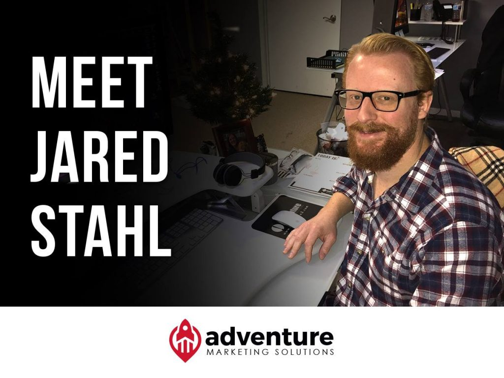 Meet Jared Stahl