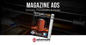 Project Recap PolyJohn Magazine Ads