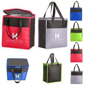 Thermal-Lined Grocery Totes
