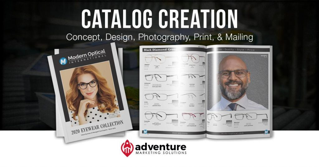 Project Recap 2020 Modern Optical International Catalog