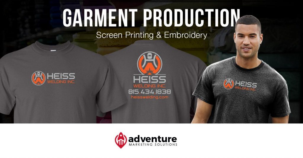 Project Recap: Heiss Welding Garments