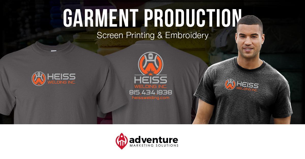 Project Recap: Heiss Welding Garments