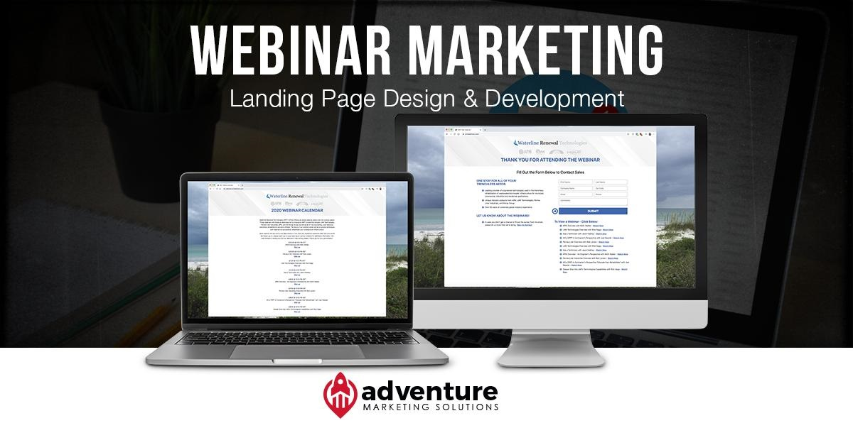 Project Recap Waterline Renewal Technologies Webinar Marketing