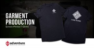 Project Recap Core Homes T-shirts