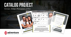 Project Recap Modern Optical 2021 Catalog