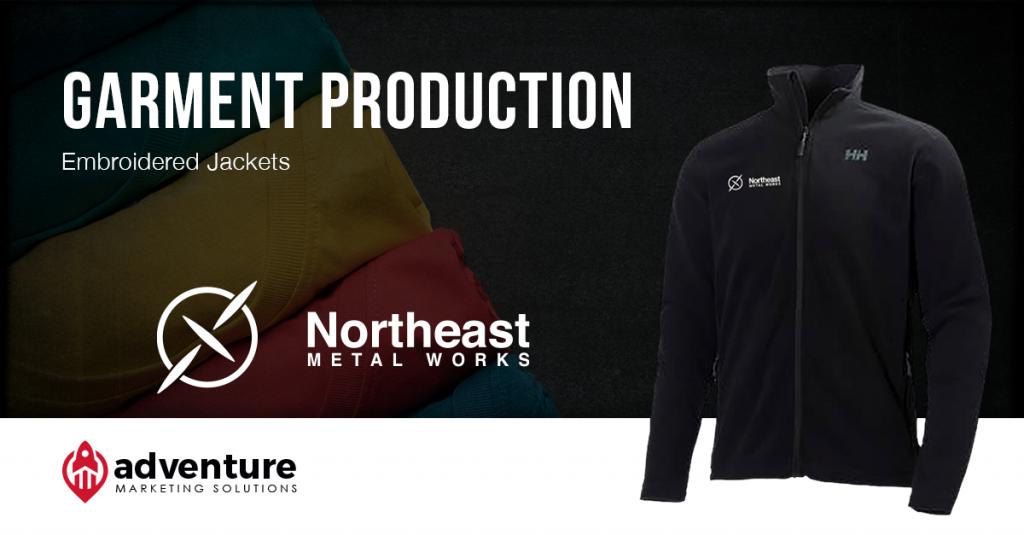 Project Recap Northeast Metal Works Jackets