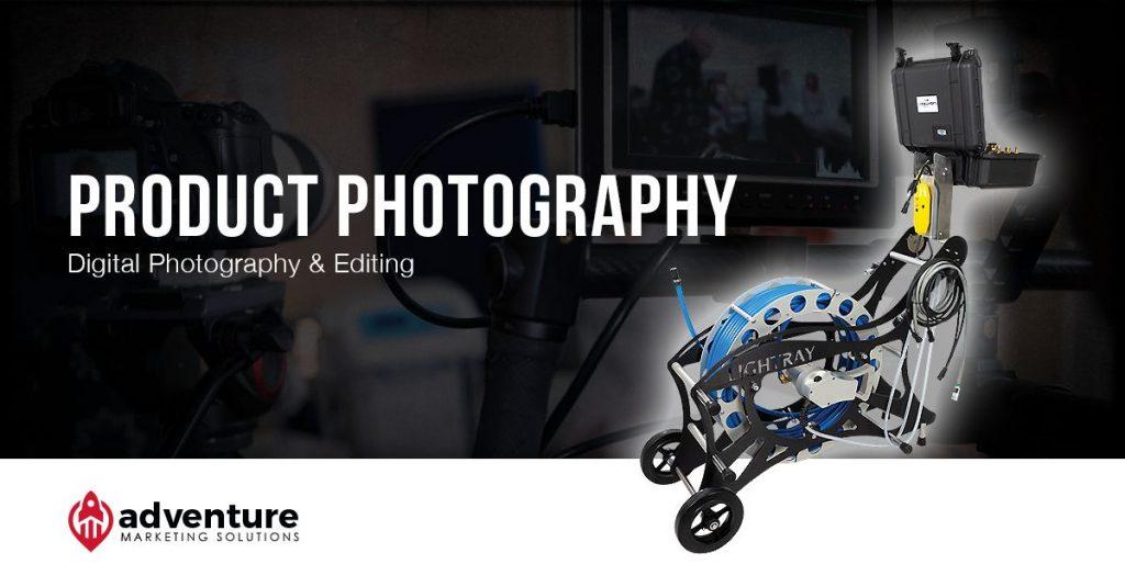 Project Recap WRT Product Photography