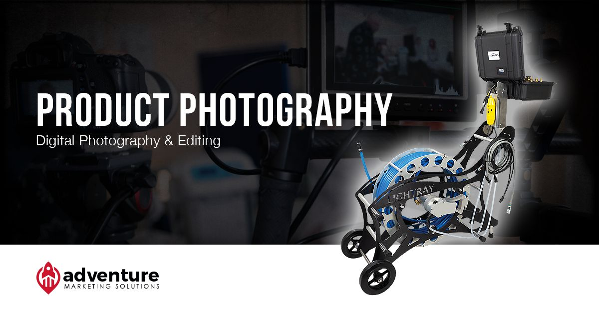 Project Recap WRT Product Photography