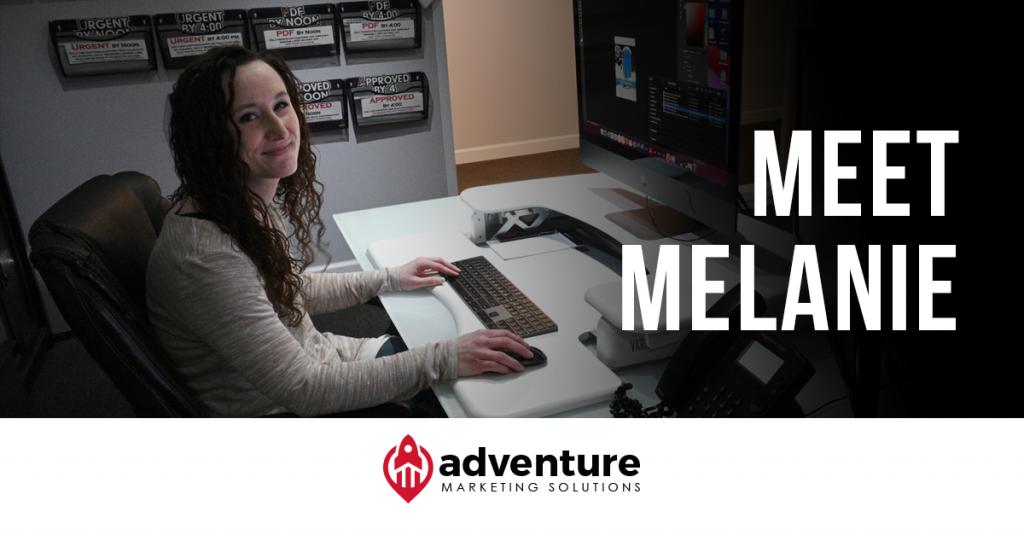 Meet the Employee Melanie Kail
