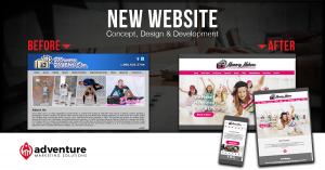 Project Recap Memory Makers Website