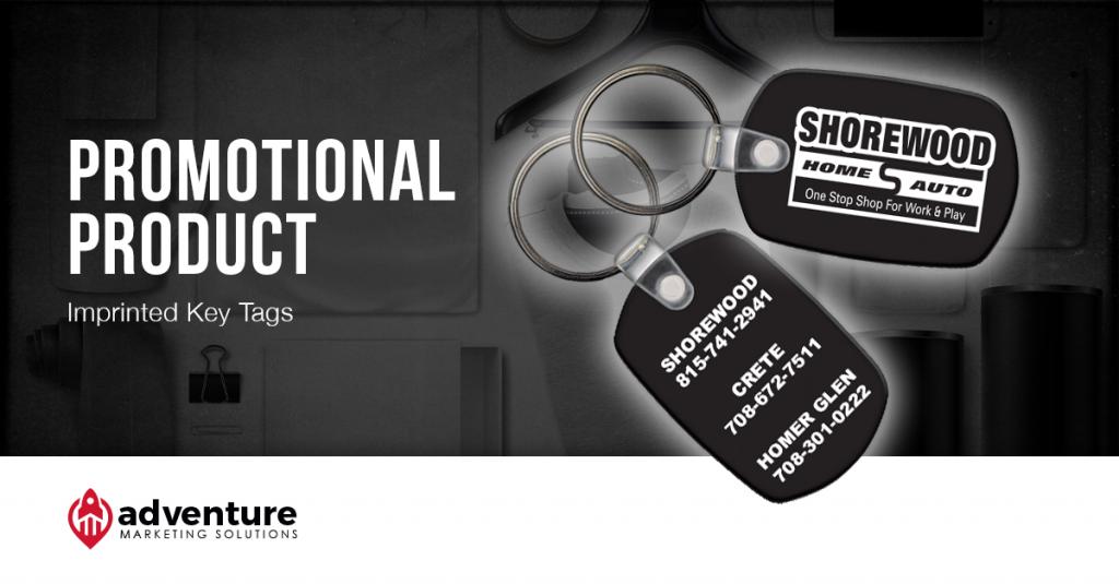 Project Recap Shorewood Home & Auto Key Tags